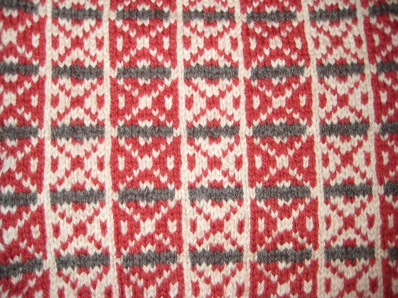 Fair Isle Pillow Cover
