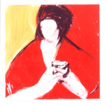 An Artist Friend (Sketch) (ID 97)