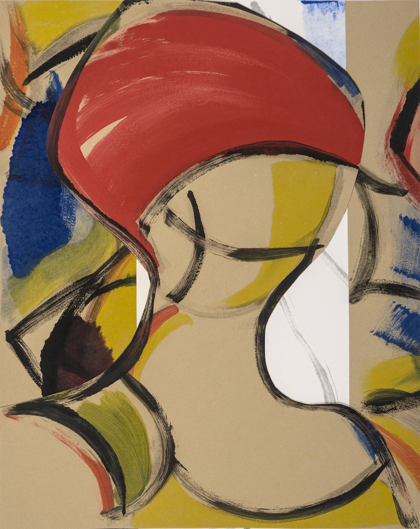 Zerrissenheit (IIa) | Barbara van Buskirk - Artist